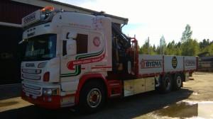 Scania P450 Euro6