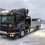 Scania P410 6X2*4