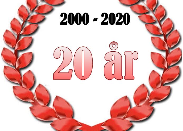 Magnus Sjöqvist Transport AB firar 20 år 2020